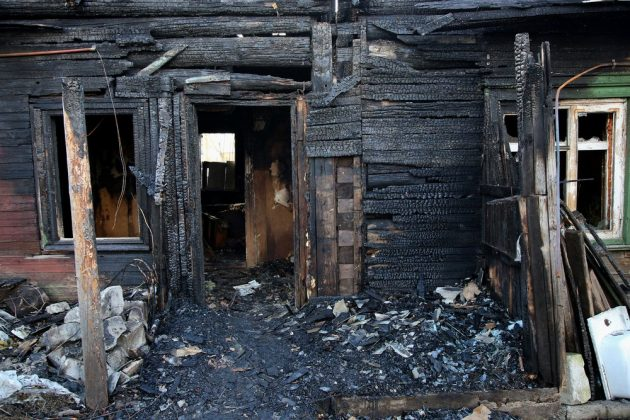 There are numerous devastating effects of fire damage in your home.
