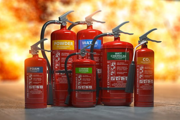 How to Pick the Right Fire Extinguisher For Your Home
